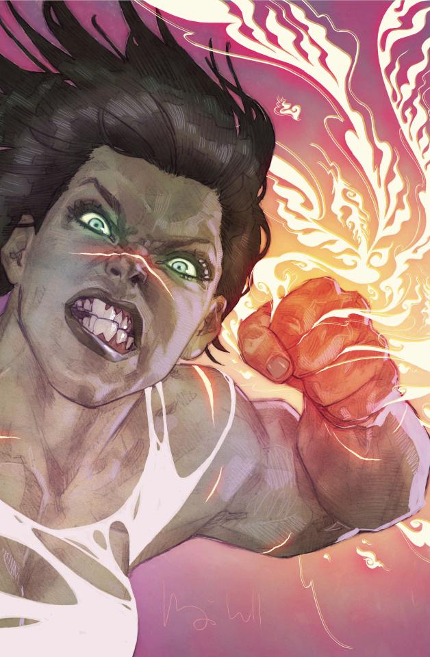 She-Hulk #160 (Caldwell Phoenix Cover)