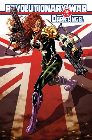 Revolutionary War: Dark Angel #1