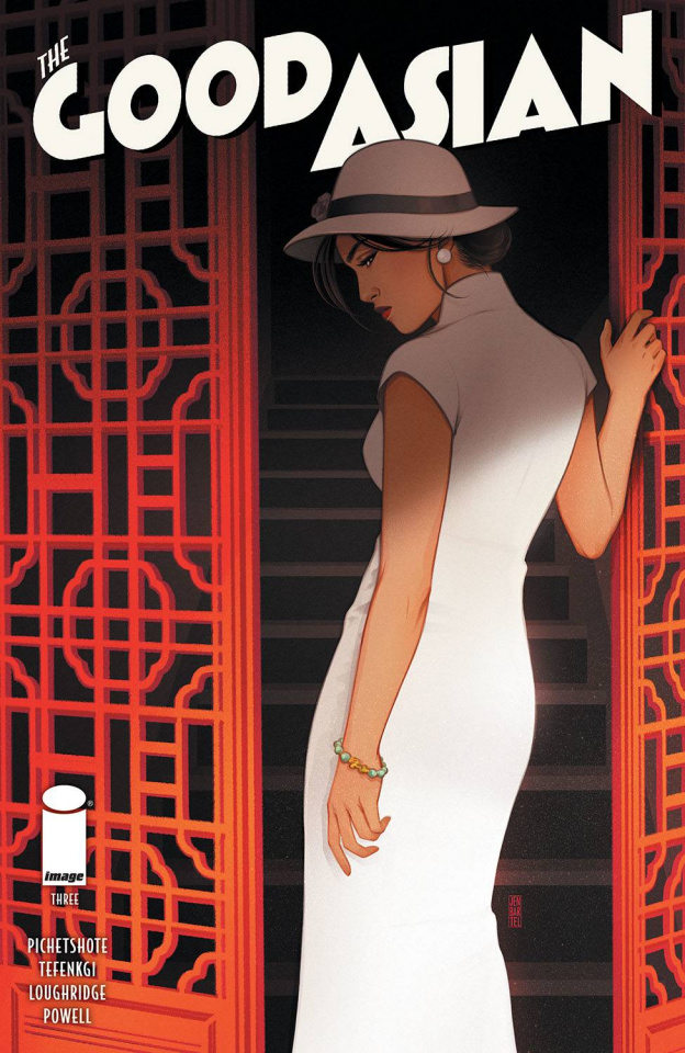 The Good Asian #3 (Bartel Cover)