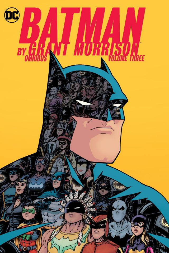 Batman by Grant Morrison Vol. 3 (Omnibus)