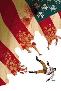 Bloodshot U.S.A. #1 (Johnson Cover)
