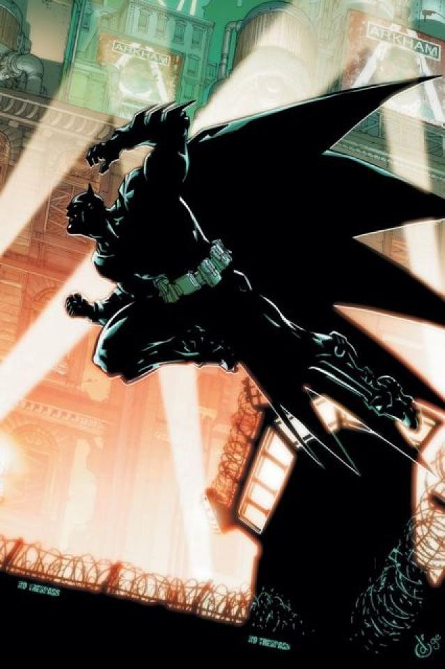 Batman: Arkham City #5