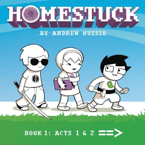 Homestuck Vol. 1: Acts 1 & 2