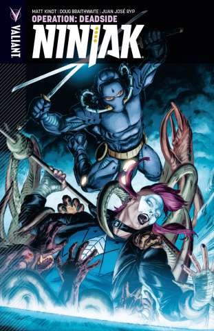 Ninjak Vol. 3: Operation Deadside