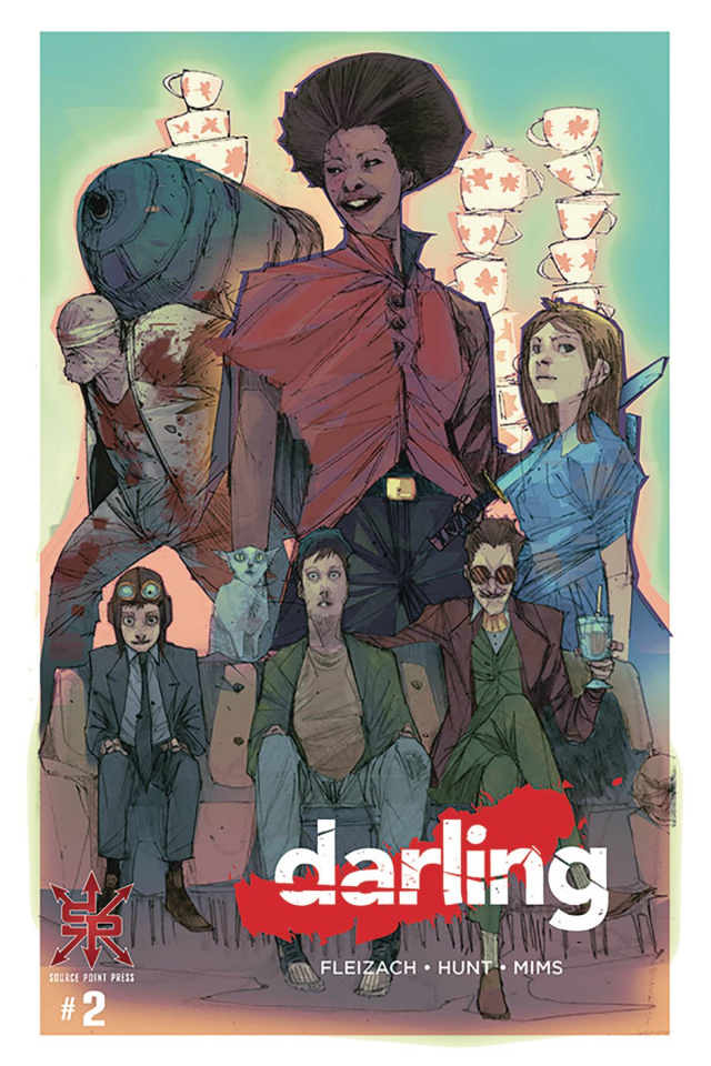 Darling #2 (Mims Cover)