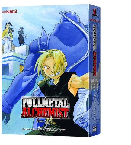 Fullmetal Alchemist Vol. 3 (3-in-1 Edition)