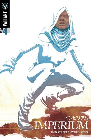 Imperium #4 (Kano Cover)