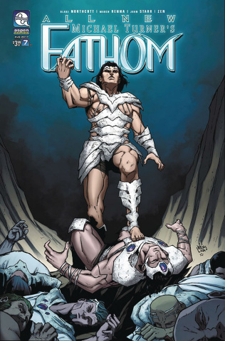 All New Fathom #7 (Renna Cover)