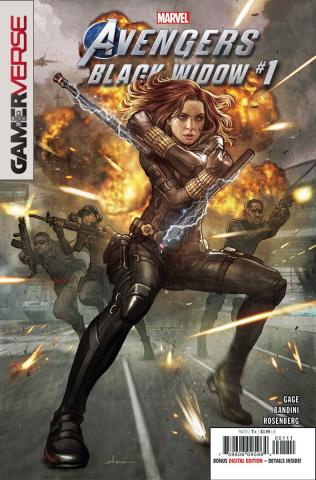 Avengers: Black Widow #1