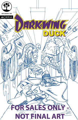 Darkwing Duck #2