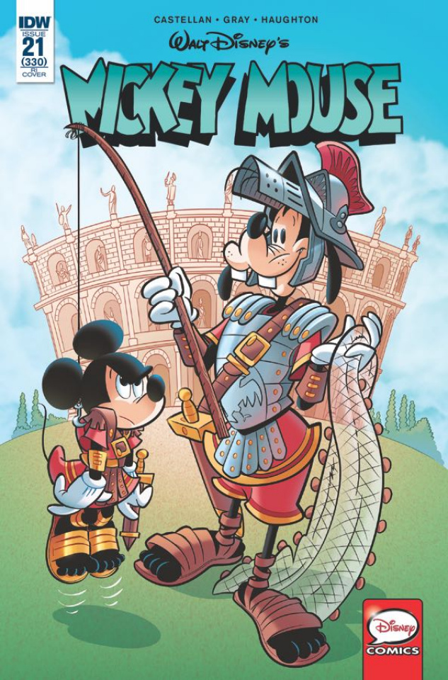 Mickey Mouse #21 (10 Copy Cover)