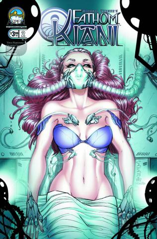Fathom: Kiani #2 (Cover A)