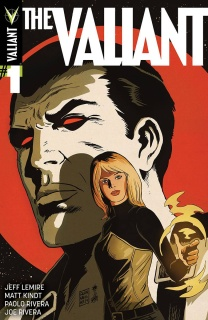 The Valiant #1 (50 Copy Francavilla Cover)