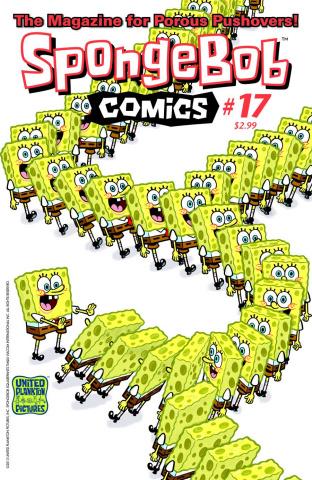 Spongebob Comics #17