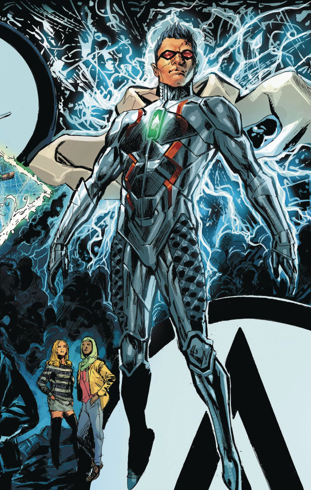 Catalyst Prime: Astonisher #1 (25 Copy Wrap Jimenez Cover)