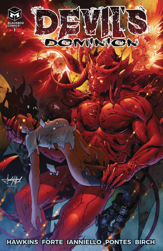 The Devil's Dominion #1
