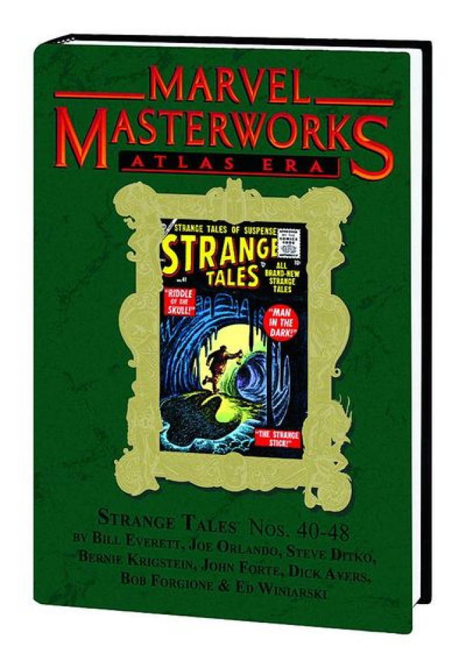 Atlas Era Strange Tales Vol. 5 (Marvel Masterworks)