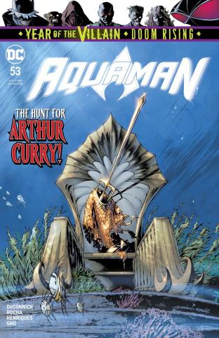 Aquaman #53 (Year of the Villian)