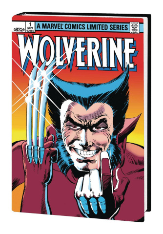 Wolverine Vol. 1 (Omnibus)