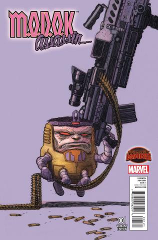 M.O.D.O.K.: Assassin #1 (Walta Cover)