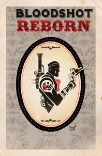 Bloodshot: Reborn #13 (Veregge Cover)