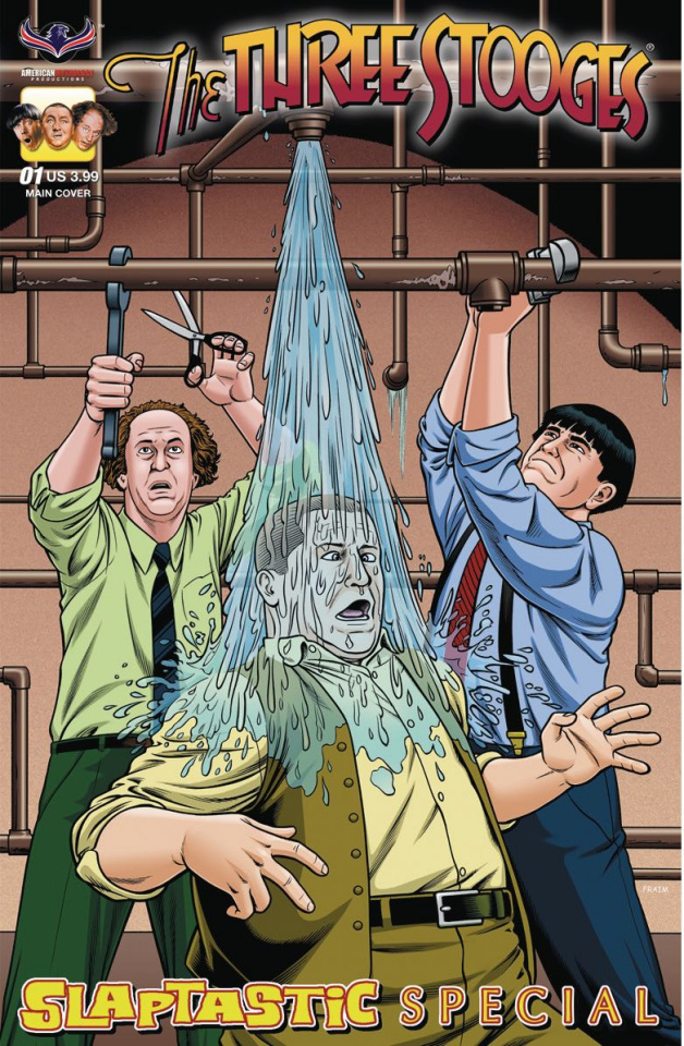 The Three Stooges Slaptastic Special #1