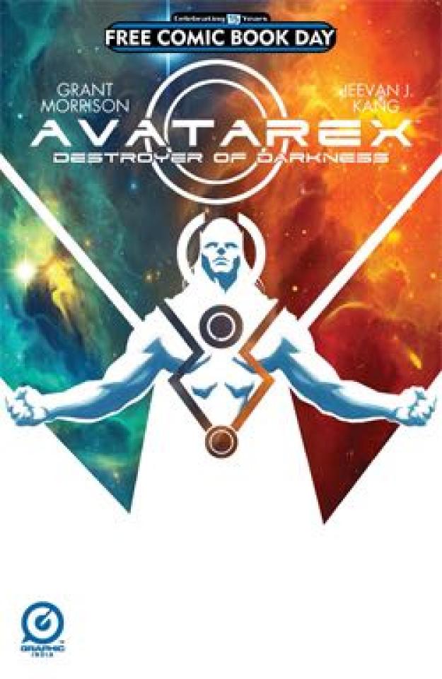 Avatarex: Destroyer of Darkness (FCBD 2016 Edition)