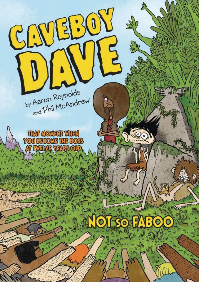Caveboy Dave Vol. 2: Not So Faboo