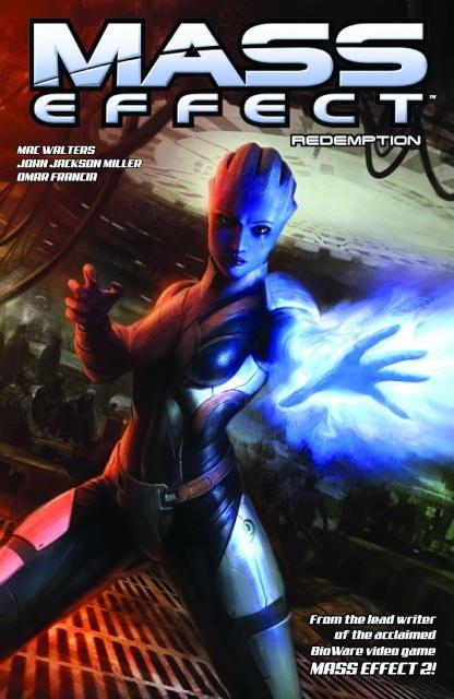 Mass Effect Vol. 1: Redemption