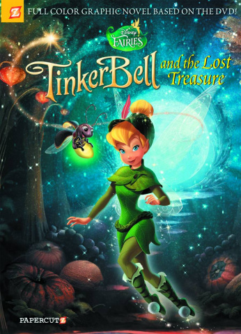 Disney's Fairies Vol. 12: Tinkerbell and the Lost Treasure