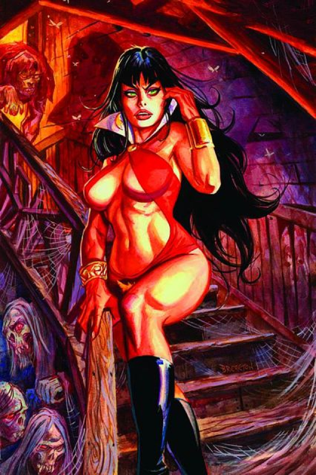 Vampirella: The Red Room #2