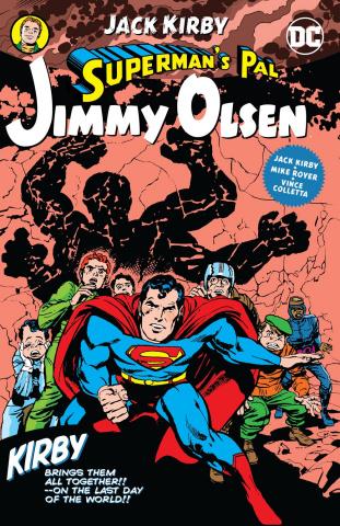 Superman's Pal Jimmy Olsen by Jack Kirby