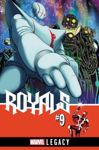 Royals #9: Legacy