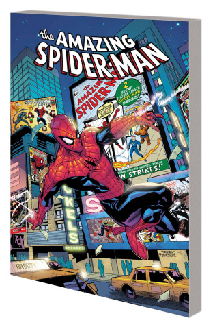 Spider-Man Firsts