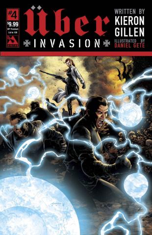 Über: Invasion #4 (VIP Premium Cover)
