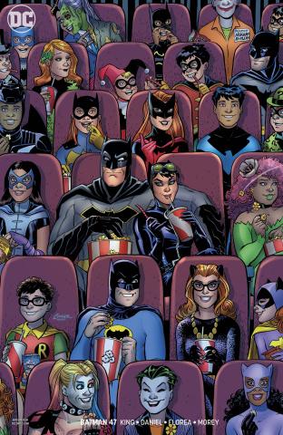 Batman #47 (Variant Cover)