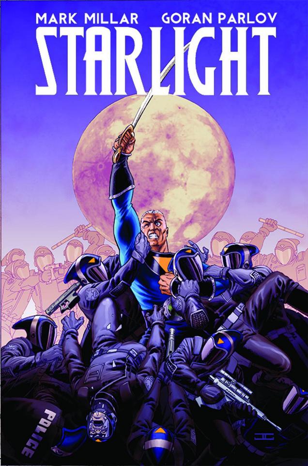 Starlight #6 (Cassaday Cover)