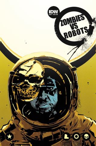 Zombies vs. Robots #8