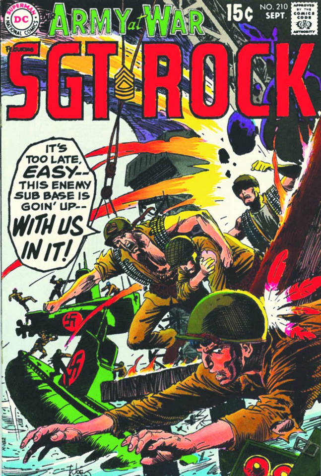 Showcase Presents Sgt Rock Vol. 4