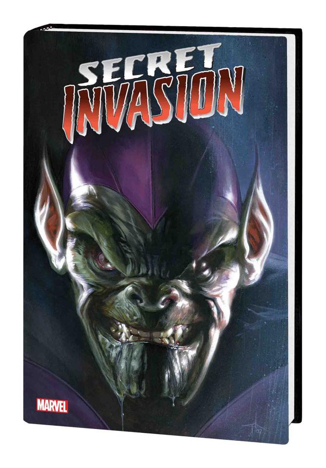 Secret Invasion by Bendis (Omnibus)