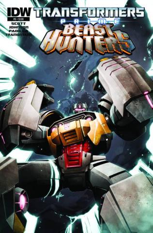 Transformers Prime: Beast Hunters #5