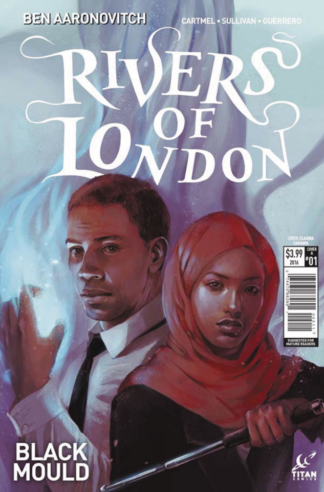 Rivers of London: Black Mould #1 (Caranfa Cover)