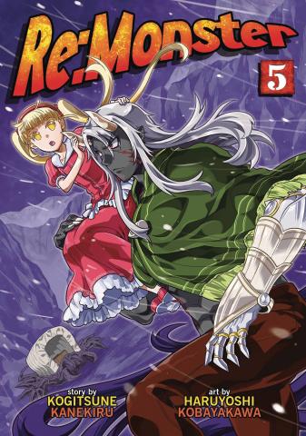 Re:Monster Vol. 5