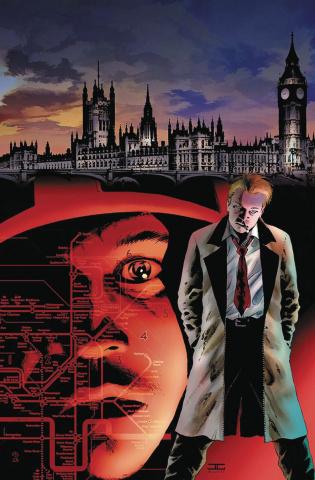 Hellblazer #3 (Variant Cover)