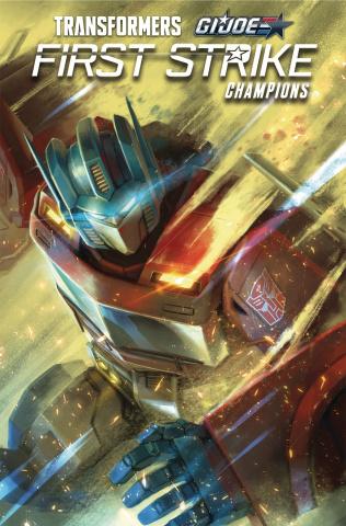 The Transformers / G.I. Joe: First Strike - Champions