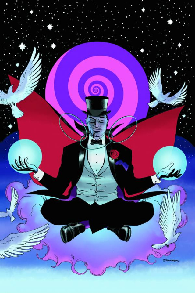 Mandrake: The Magician #1 (Cooke Virgin Cover)