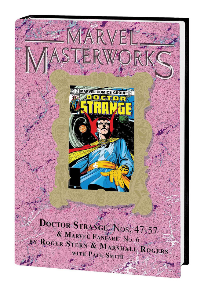 Doctor Strange Vol. 9 (Marvel Masterworks)