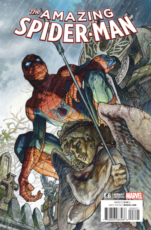 The Amazing Spider-Man #1.6 (Bianchi Cover)