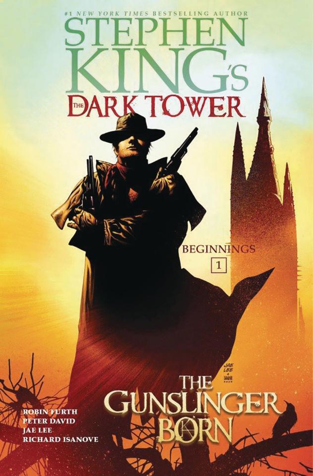 The Dark Tower: Beginnings Vol. 1: The Gunslinger Born