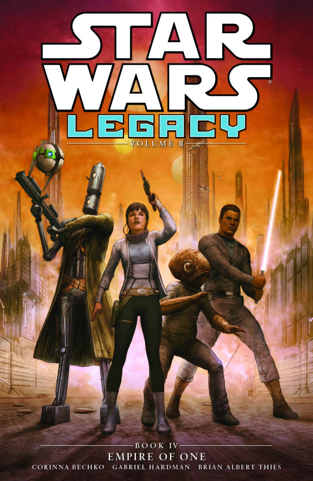 Star Wars: Legacy II Vol. 4: Empire of One